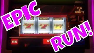 EPIC RUN on DRAGON FIRE 7s! Wheel Spin after Wheel Spin!