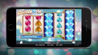 Dazzle Me Touch™ - NetEnt