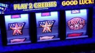 Triple Double Stars Hand Slot Machine Jackpot! Triple Double Stars Slot Jackpot!