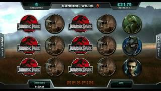 Malaysia Online Casino Jurassic Park• Online Slot Game Promo by Regal88