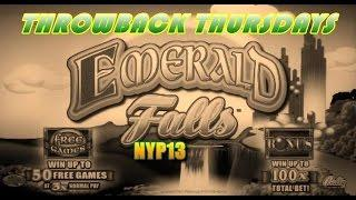 Bally - Emerald Falls Slot Bonus