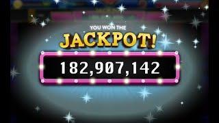 Grand Jackpot On Buffalo! High ROLLER Jackpot! Hearts Of Vegas Online Gameplay!
