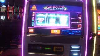 Monopoly Luxury Diamonds HIGH LIMIT $9.00 spin LIVE PLAY slot machine