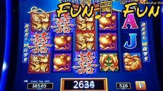 Fun!! Fun!! Big!! Big!!•Penny Slot - Double BLESSINGS - Big Win@ San Manuel Casino