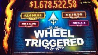 Akafuji Slot•GOLDEN HORSESHOE Slot Max Bet $9, Johnny Cash Max Bet $5, Wild Gems $9, $1 Slot Machine