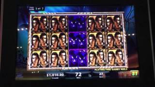 Shadow of the Panther Bonus Frenzy at $27/pull at Talking Sticks Arizona
