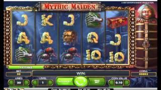Mythic Maiden• - Onlinecasinos.Best