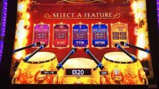 •NEW ! DANCING DRUMS EXPLOSION ! GOLD DRUM BONUS !! •Dancing Drums Explosion Slot (SG) Live Play•彡栗