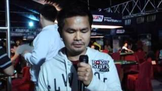 APPT Cebu 2010 Day 2 Update - PokerStars.com