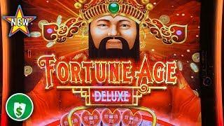 •️ New - Fortune Age Deluxe slot machine, bonus