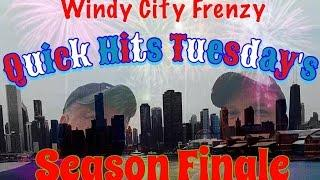 BIG WIN! Stars and Bars Quick Hits Bonus! SEASON FINALE! WCFrenzy Quick Hits Tuesday's!