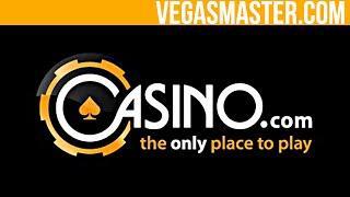 Casino.com Review By VegasMaster.com