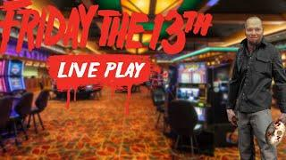 •Friday The 13th LIVE SLOT PLAY