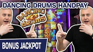 ★ Slots ★ Dancing Drums HANDPAY ★ Slots ★ High-Limit Slots! IT'S WHAT WE DO