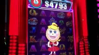 Rock Around the Clock Slot Bonus