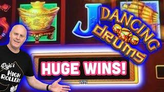 ⋆ Slots ⋆ High Limit 88 Fortunes & Dancing Drums Jackpots ⋆ Slots ⋆ $44 Max Bets Wins Jackpots!