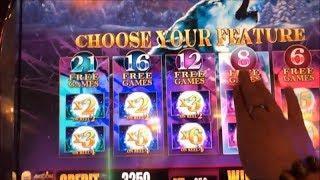 •Mermaid vs Wolf•50 FRIDAY #57•Queen of Atlantis/Secret of the Mermaid/Timber Wolf DX Slot•栗スロ