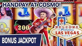 ⋆ Slots ⋆ Mighty Diamonds = MIGHTY HANDPAY ⋆ Slots ⋆ HUGE Slot Action at The Cosmopolitan of Las Vegas