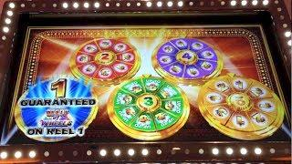 REELS OF WHEELS | Ainsworth - Slot Machine Bonus Feature *NEW GAME*