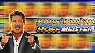BIG WIN!!!! Hoffmeister big win - Casino - Bonus round (Casino Slots) From Live Stream