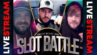 ⋆ Slots ⋆  LIVE SUNDAY SLOTS BATTLE! Josh | Jamie | Scotty | ⋆ Slots ⋆ Top 10 Slots of 2020!