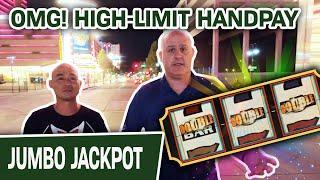⋆ Slots ⋆ OMG!!! High-Limit Slot Machine JACKPOT Playing Double Gold ⋆ Slots ⋆ Raja WINS Yet Again