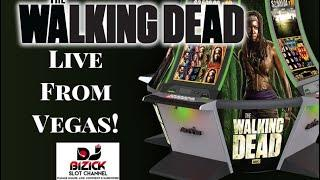 ••️THE WALKING DEAD 2 SLOT MACHINE ••️ GOVERNOR FREE SPINS •WELCOME TO WOODBURY•