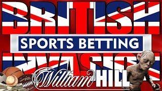 US Sports Betting: The British Invasion