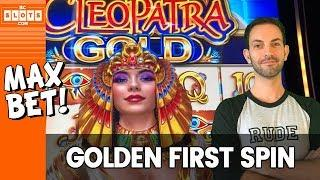 • A GOLDEN First Spin, Cleo • $1800 @ El Cortez Casino • BCSlots (S. 6 • Ep. 3)