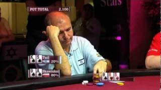 WCP III - Skawinski makes great call  PokerStars.com