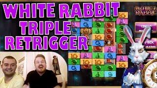 White Rabbit - BIG bonus buy with retriggers