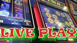 Live Play MAX BETs Dragon Cash Big Wins & other Bonuses Episode 197 $$ Casino Adventures $$