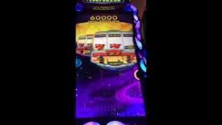 Fireball II After Burn Slot Bonus-Big Win-Max Bet- Bally Technologies