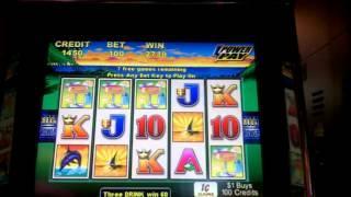 Aristocrat - Tahiti Magic Slot Bonus
