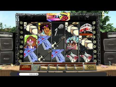 Free Reels of Rock slot machine by Saucify gameplay ★ SlotsUp
