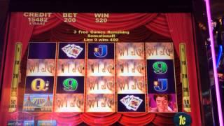 Touch of magic free spins slot machine part 2