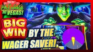 WHICH JACKPOT DID I WIN ON THE WAGER SAVER? ⋆ Slots ⋆ WIZARD OF OZ WICKED WITCH SLOT ⋆ Slots ⋆ #S1E1