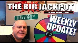 • Weekly The Big Jackpot Update and Cruise Info •