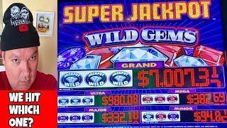 SUPER JACKPOT GEMS SLOT⋆ Slots ⋆YES! BIG WIN!⋆ Slots ⋆ MAX BET!⋆ Slots ⋆HO CHUNK GAMING MADISON