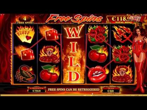 hand of the devil slot machine play