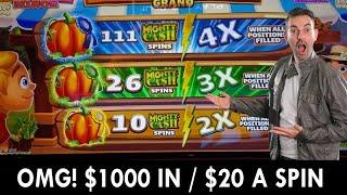 ★ Slots ★ BIG DOLLAR BETS ★ Slots ★ FarmVille Mighty Cash ★ Slots ★ Fiery Bonuses ★ Slots ★  ★ Slots