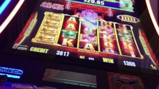 Gold Stacks - MAX bet - Live Play and *HANDPAY* at the Borgata