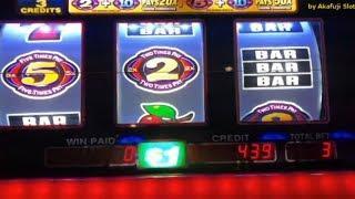 Big Win Bonus Times Pay & Double Diamond Strike $2 Slot Machine @ Pechanga Resort & Casino 赤富士, アカフジ
