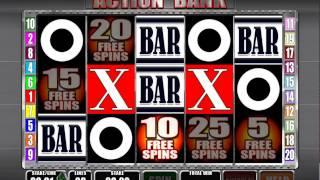 Barcrest Action Bank Big Bank Bonus And Free Spins