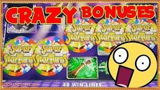 • DID I GAMBLE TOO MUCH? CRAZY BONUSES in this EPIC COMPILATION! •