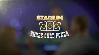 Stadium Three Card Poker
