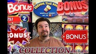 A Collection of Slot Machine Bonus Rounds and Huge Wins Vol. 14