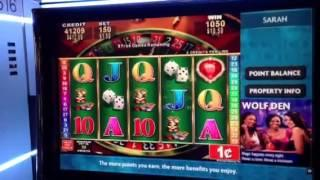 Chip City slot machine bonus win