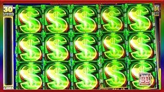 ** WIFE's SUPER BIG WIN on THUNDER MONEY ** SLOT LOVER **