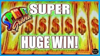 SUPER HUGE WIN! SPIN IT GRAND SLOT MACHINE